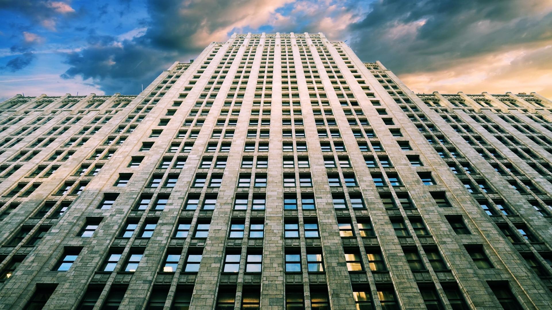 Building-Skyscraper-High-Rise-Wallpaper